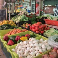 Tasty adventures in Portugal: A trip to the market