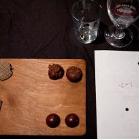 Curiouser and curiouser…an evening of beer and chocolate